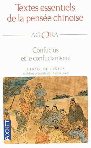 Textes essentiels de la pensée chinoise par CONFUCIUS