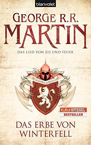 Das Lied von Eis und Feuer 02: Das Erbe von Winterfell (Buch Thrones Game)