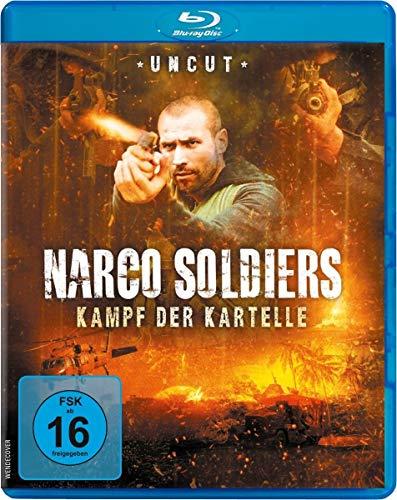 Narco Soldiers - Kampf der Kartelle [Blu-ray]