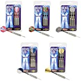 Abbey Darts 22gr Nickel-Silver Steel Tip Darts