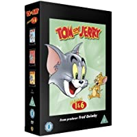 Tom And Jerry - Complete Volumes 1-6