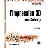 Historique et enjeux de l'impression 3D, suivi des techniques de modélisation à connaître pour réussir toute impression 3D à partir de SketchUp. Dix cas expliqués de A à Z permettent de passer à la pratique.