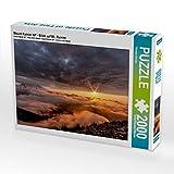 Mount Rainier NP - Blick auf Mt. Rainier 2000 Teile Puzzle quer (CALVENDO Natur)