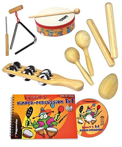 Voggenreiter 526 - Voggy\'s Kinder-Percussion-Set