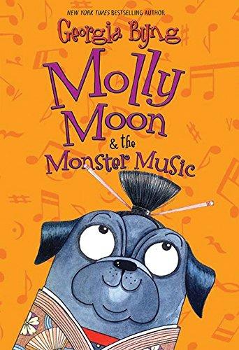 Molly Moon & the Monster Music por Georgia Byng