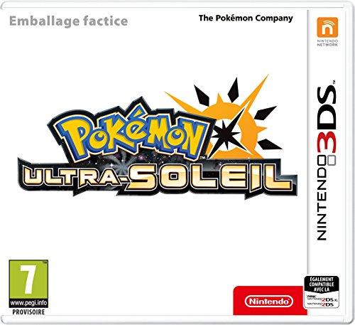 Pokemon Ultra Soleil 3DS