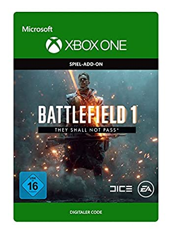 Battlefield 1: They Shall Not Pass DLC [Xbox One -