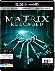 The Matrix Reloaded (4K UHD + HD + Bonus Disc) (3-Disc Box Set)
