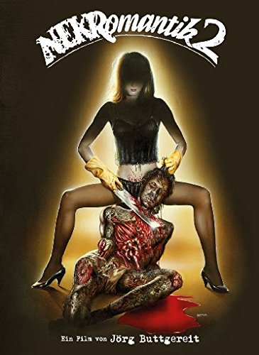 Nekromantik 2 - Extended Cut/Mediabook  (+ CD-Soundtrack) [Blu-ray] [Limited Edition]