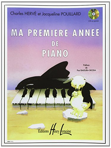 Ma 1re anne de piano