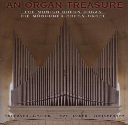 Preisvergleich Produktbild An Organ Treasure - The Munich Odeon Organ (Die Münchner Odeon-Orgel)