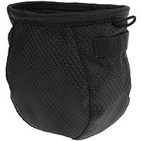 Gazechimp Profi Golfball Tasche mit hängend Haken - Golfball Reinigungsbeutel zusätzliche Bälle Tasche zur Golftasche