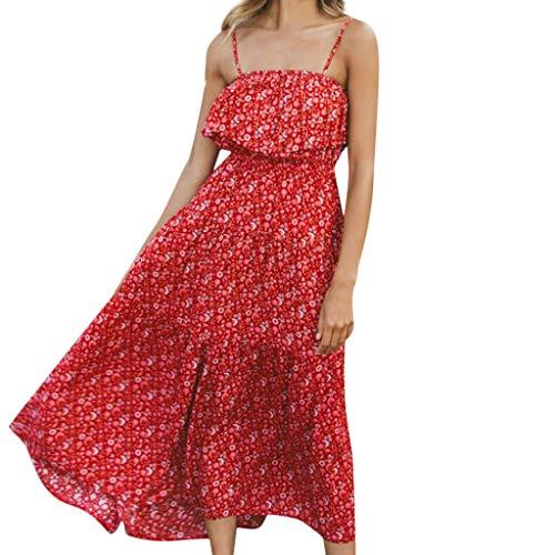 ch Damen Kleid floryday lang Kleid a Linie Kleider Damen Sommer Kleider Damen Sommer Esprit ()
