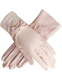 Flywife Damen Braut Hochzeit Spitze Handschuhe Derby Tee Party Handschuhe viktorianischen Gothic Kostüme Handschuhe