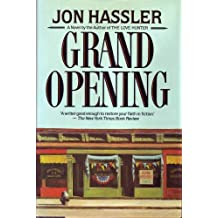 Grand Opening by Jon Hassler (1987-05-01)