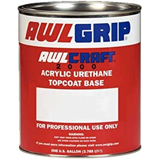 Awlgrip Awlcraft 2000 Acrylic Urethane Topcoat Paint Gallon – F3029G – Clear by Awlgrip