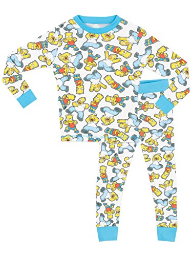 simpsons-boys-simpsons-pyjamas-snuggle-fit-age-12-to-13-years