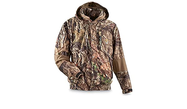 039adb6bbed10 ScentLok Men's Cold Blooded 3-In-1 Hunting Jacket, Mossy Oak Break-Up  Country, 2XL by Scent-Lok: Amazon.co.uk: Sports & Outdoors