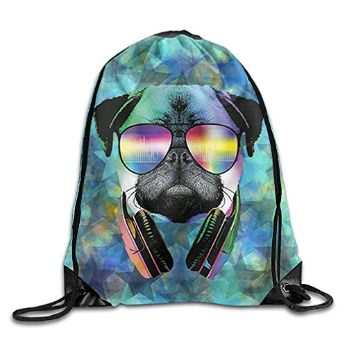 Its A Guard Thing Cool Drawstring Backpack String Bag -