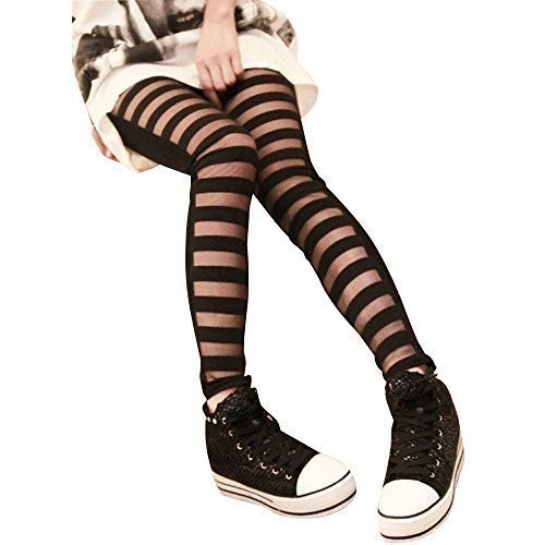 Punk jewelry Fashion Leggings Sweet Sixteen crepe Look Dimensioni unità