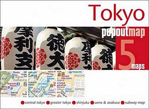 Tokyo Double (Popout Maps)