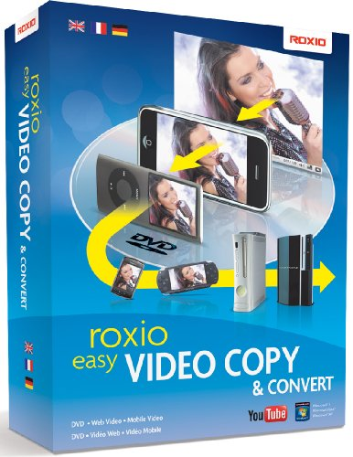 Roxio Easy Video Copy & Convert -