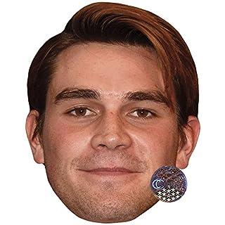 Celebrity Cutouts KJ APA Maske aus Karton