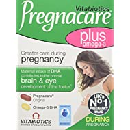 Pregnacare Vitabiotics Plus - 56 Tablets/Capsules