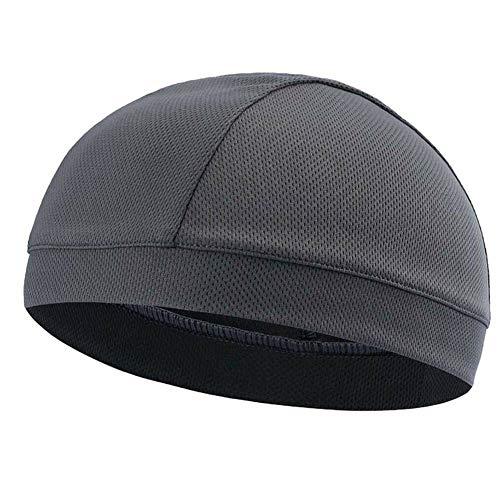 Alextry 1 St¨¹ck Feuchtigkeitstransport K¨¹hlkappe Inner Liner Helm Beanie Dome Cap Schwei?Band -