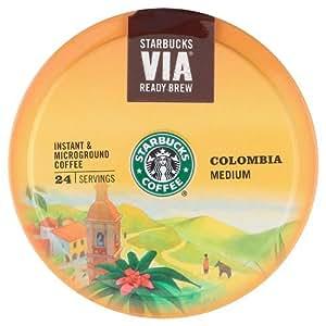 Starbucks Ready Brew Colombia Coffee 55g