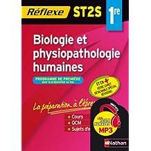 Biologie et physiopathologie humaines ST2S 1re