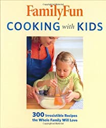 FamilyFun Cooking with Kids by Deanna F. Cook (2006-08-21)