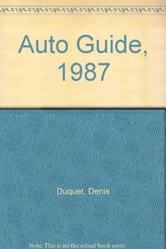 Auto Guide, 1987