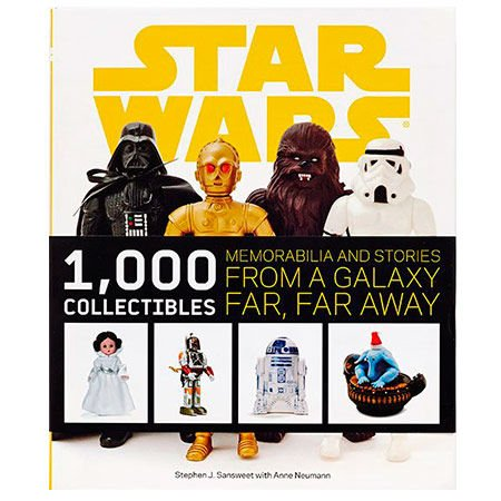 Star Wars: 1000 Collectibles Memorabilia and Stories from a Galaxy Far, Far Away by Neumann, Anne ( Author ) ON Oct-20-2009, Paperback