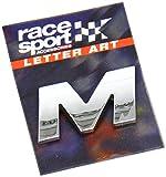 Sumex Logm Race Sport - Emblema Cromato Lettera M