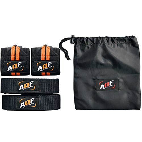 Aqf Weigth Lifting – Wraps