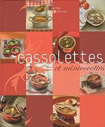 Cassolettes et minicocottes