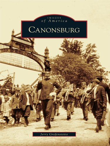 Canonsburg (Images of America) (English Edition)
