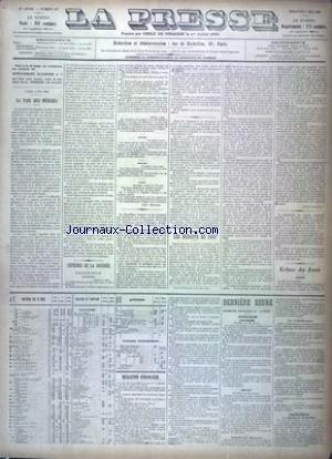 PRESSE (LA) [No 125] du 07/05/1882