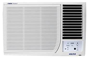 Voltas 182 DY Delux Y Series Window AC (1.5 Ton, 2 Star Rating, White, Copper)