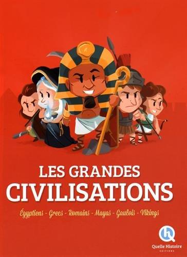 CIVILISATIONS (Livre Prémium) par CRETE P-C