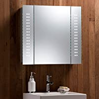 Armoires de salle de bain avec miroir