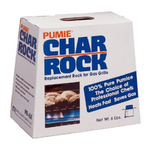 Gas-char Grill (US Pumice PR-6 Char Replacement Rock for Gas Grills by U.S. Pumice)