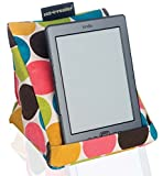 E Readers Best Deals - coz-e-reader Support pour e-reader coussin Multicolore/pois