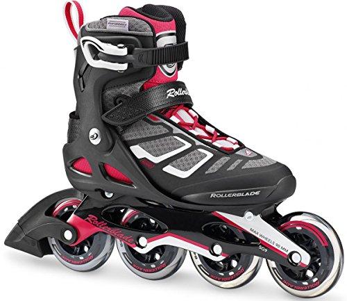 Preisvergleich Produktbild Rollerblade MACROBLADE 90 W Inline Skate 2018 black/cherry, 42