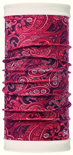 Buff Reversible Polar Schlauchschal, Katisha Terracotta Burnt, One Size (Stirnband Reversible)