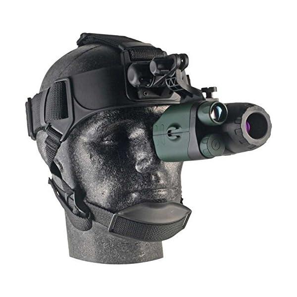 Yukon NVMT Spartan 1x24 Goggle Kit