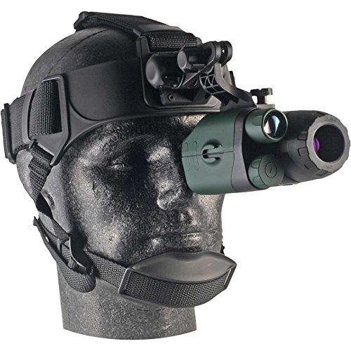 Yukon NVMT Spartan 1 x 24 Kit Night Vision Monocular One Size Black Green -