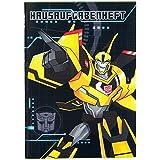 Undercover tfuv0621–Trötsch–Cuaderno A5, Transformers