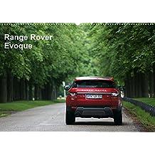 Range Rover Evoque (Posterbuch DIN A2 quer): Livestyle-SUV mit Land Rover-Genen (Monatskalender, 14 Seiten) (CALVENDO Mobilitaet) [Taschenbuch] [Oct 01, 2012] Wolff, Jürgen